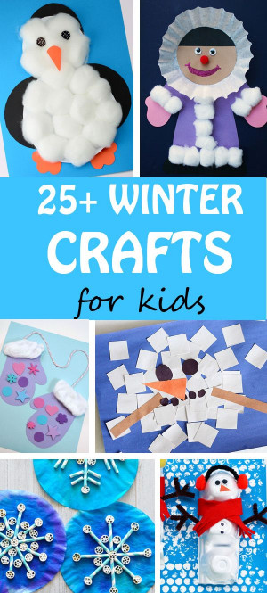 Winter Crafts For Kids  1000 ideas about Winter Craft on Pinterest