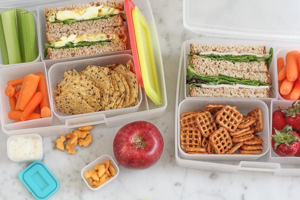 Back To School Lunch Ideas  25 Healthy Back To School Lunch Ideas • Hip Foo Mom