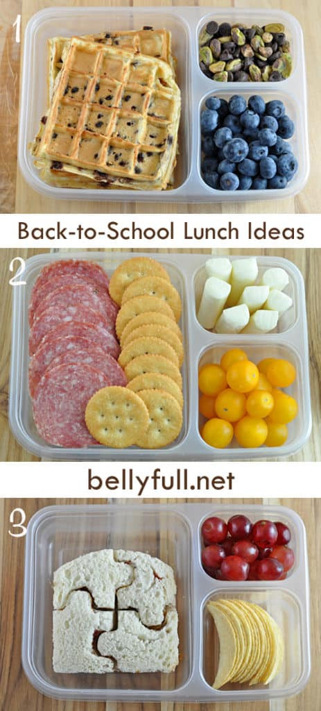 Back to School Lunch Ideas Luxury 30 Back to School Lunchbox Ideas Belly Full