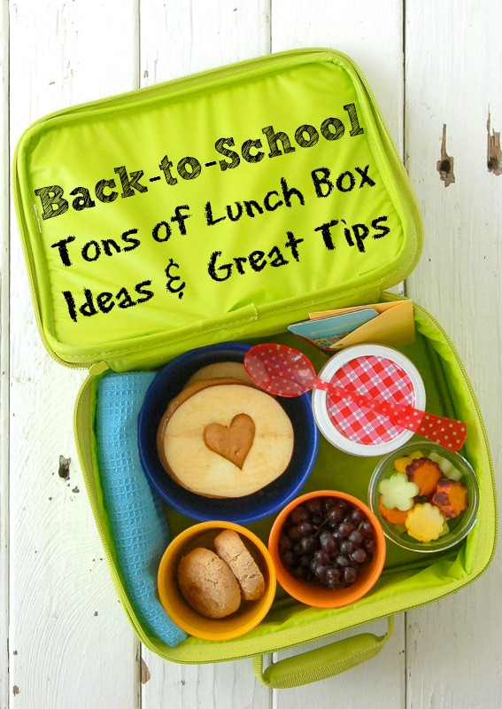 Back To School Lunch Ideas  Back to School Best Lunch Box Ideas & Tips