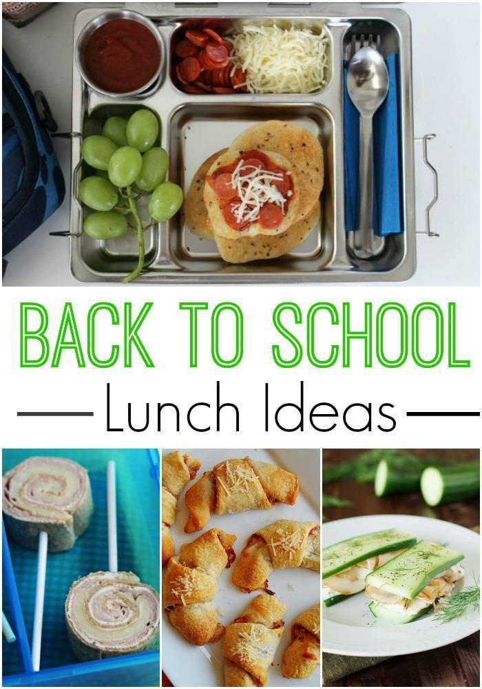 Back To School Lunch Ideas  Back to School Lunch Ideas for Kids that are Healthy