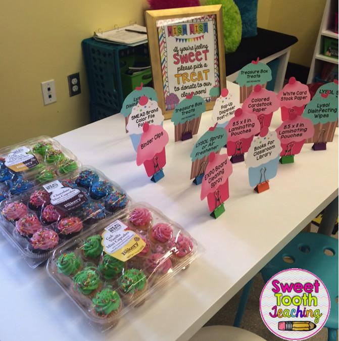 Back To School Night Ideas  Open House Meet the Teacher Night Sweet Tooth Teaching