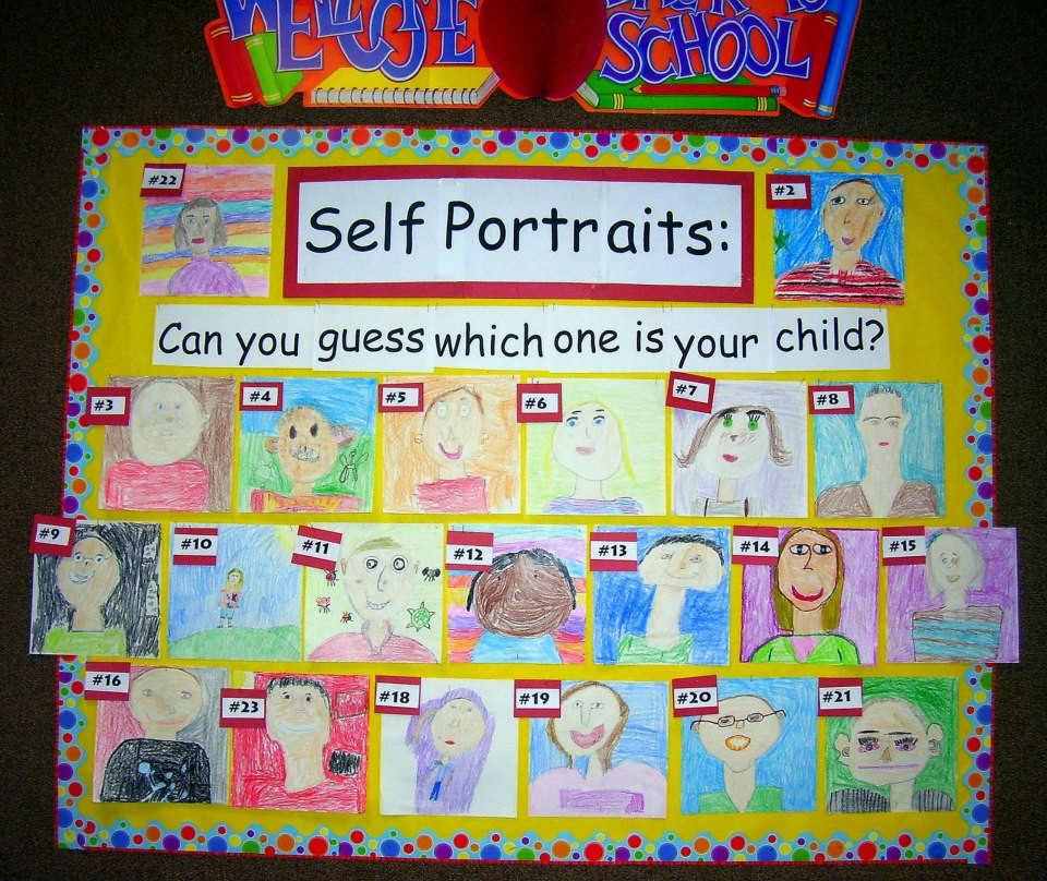 Back To School Night Ideas  Bulletin Boards to Remember April 2013