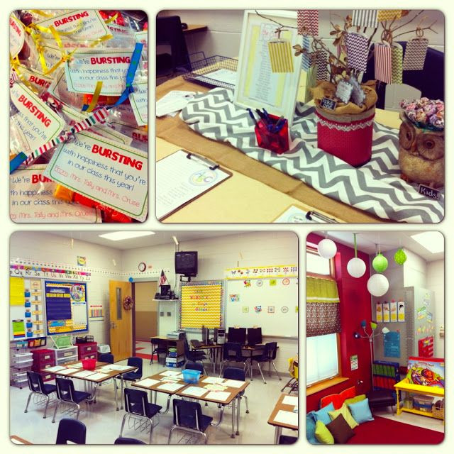 Back To School Night Ideas  159 best Parent Teacher Conferences & Open House images on