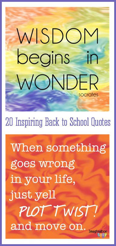 Back To School Quotes  20 Inspiring Back to School Quotes for Kids