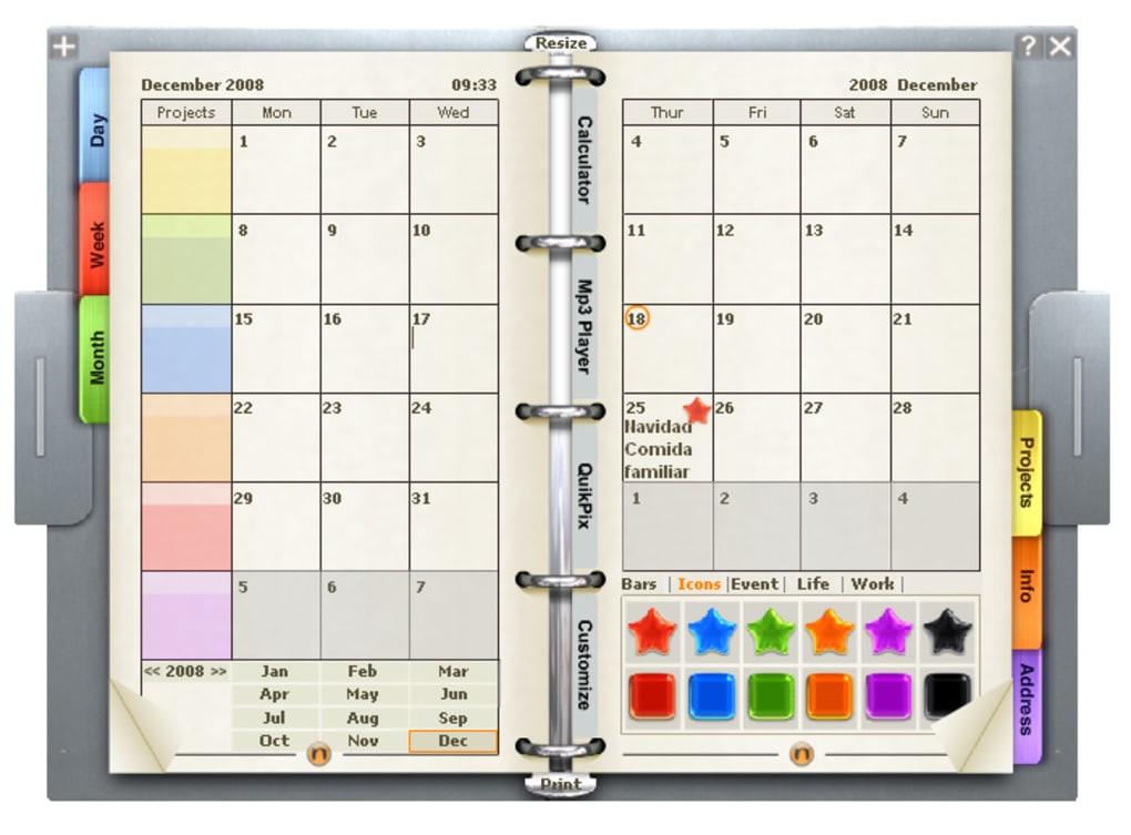 Best Organizer Planner  Noto Personal Organizer Download