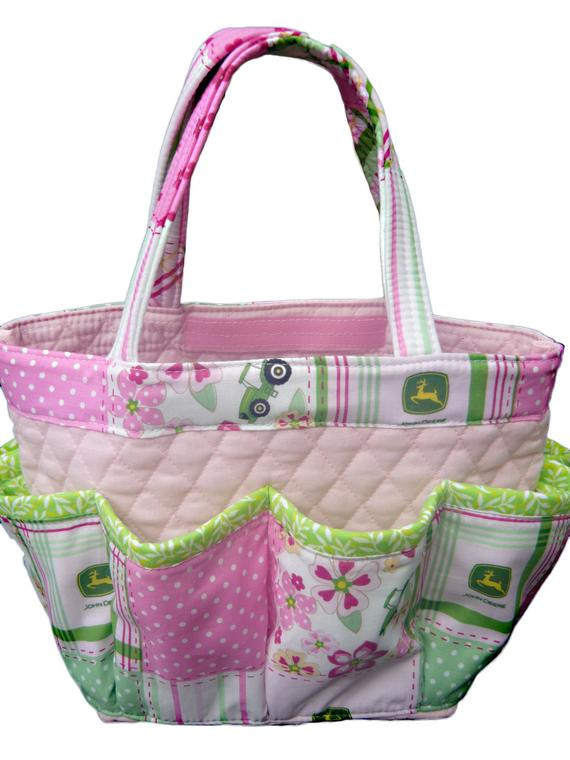 Craft Organizer Totes  John Deere Bingo Bag Craft Organizer Makeup by