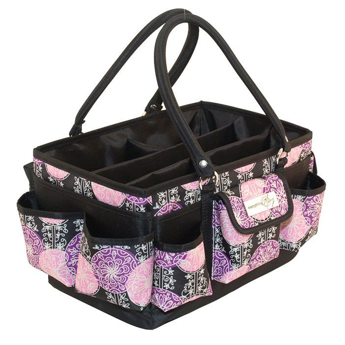 Craft Organizer Totes  17 Best images about Scrapbooking Rolling Totes on