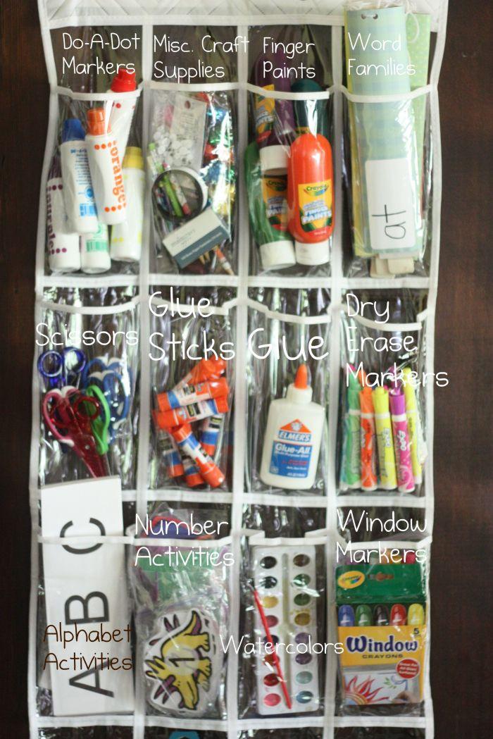 Craft Supplies organizer Best Of Our New School Craft Supply organization I Can Teach My