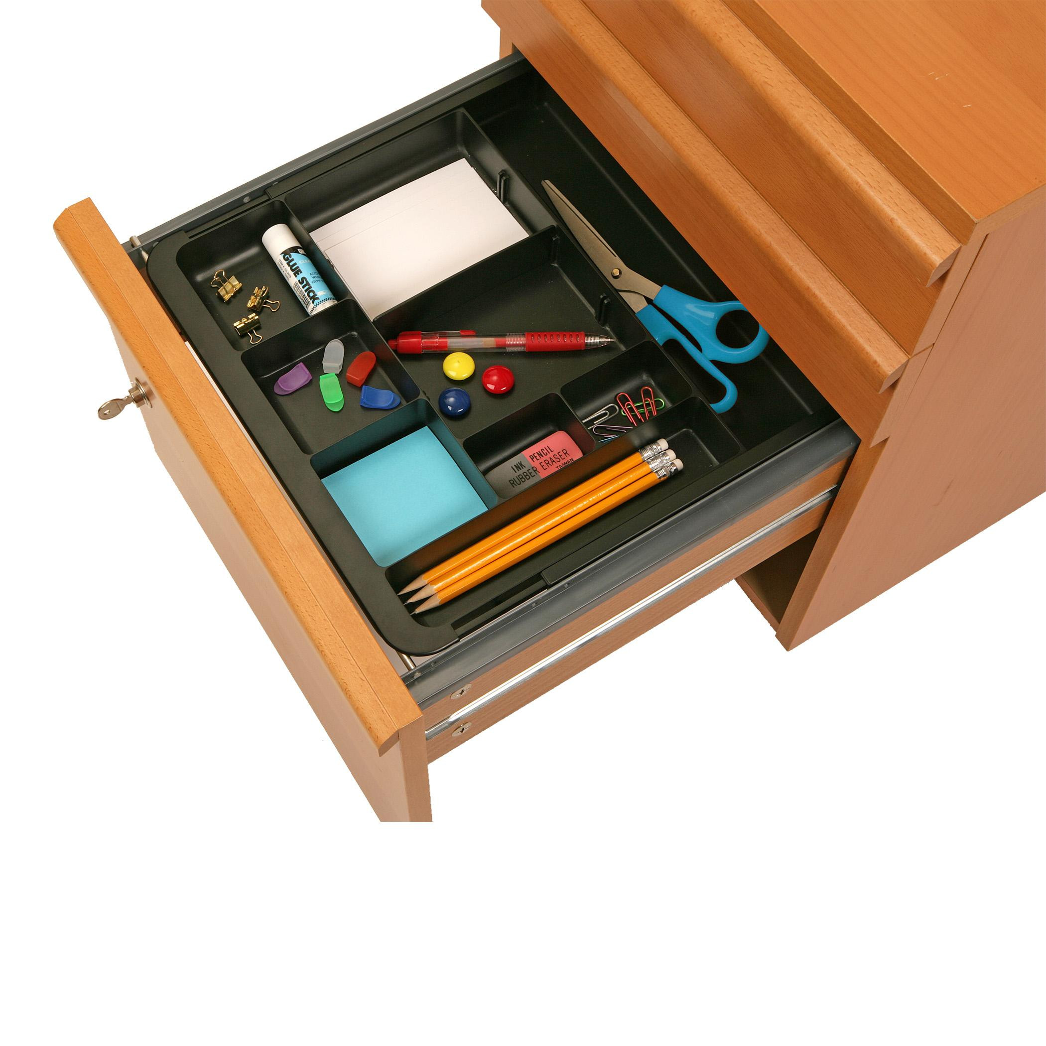 Desk Drawer Organizer Tray  Amazon ficemate OIC Recycled Expandable Drawer