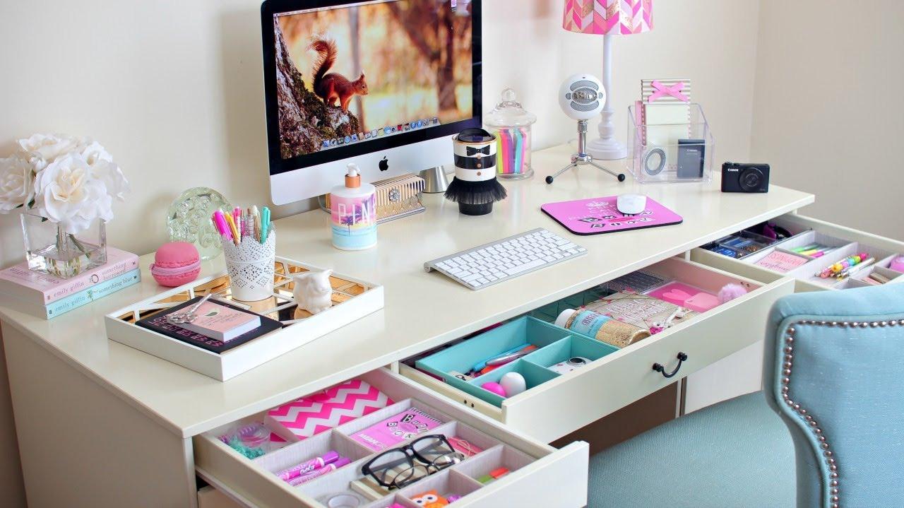 Desk organizer Ideas New Desk organization Ideas How to organize Your Desk
