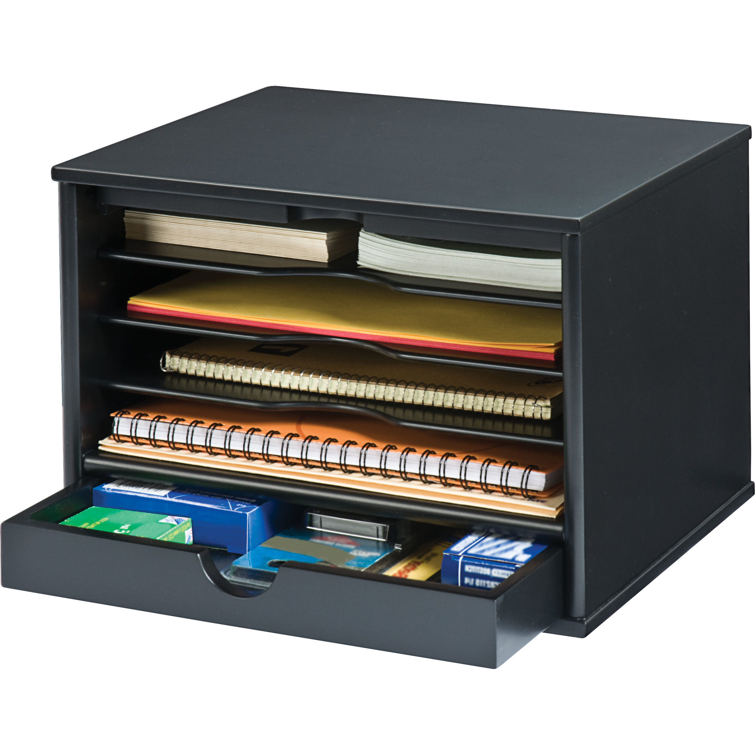 Desk Top Organizer  Victor Technology Desktop Organizer & Reviews
