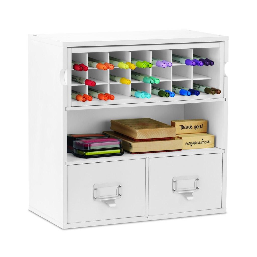 Desk Top Organizer  Find the Desktop Organizer with Marker Storage By Ashland