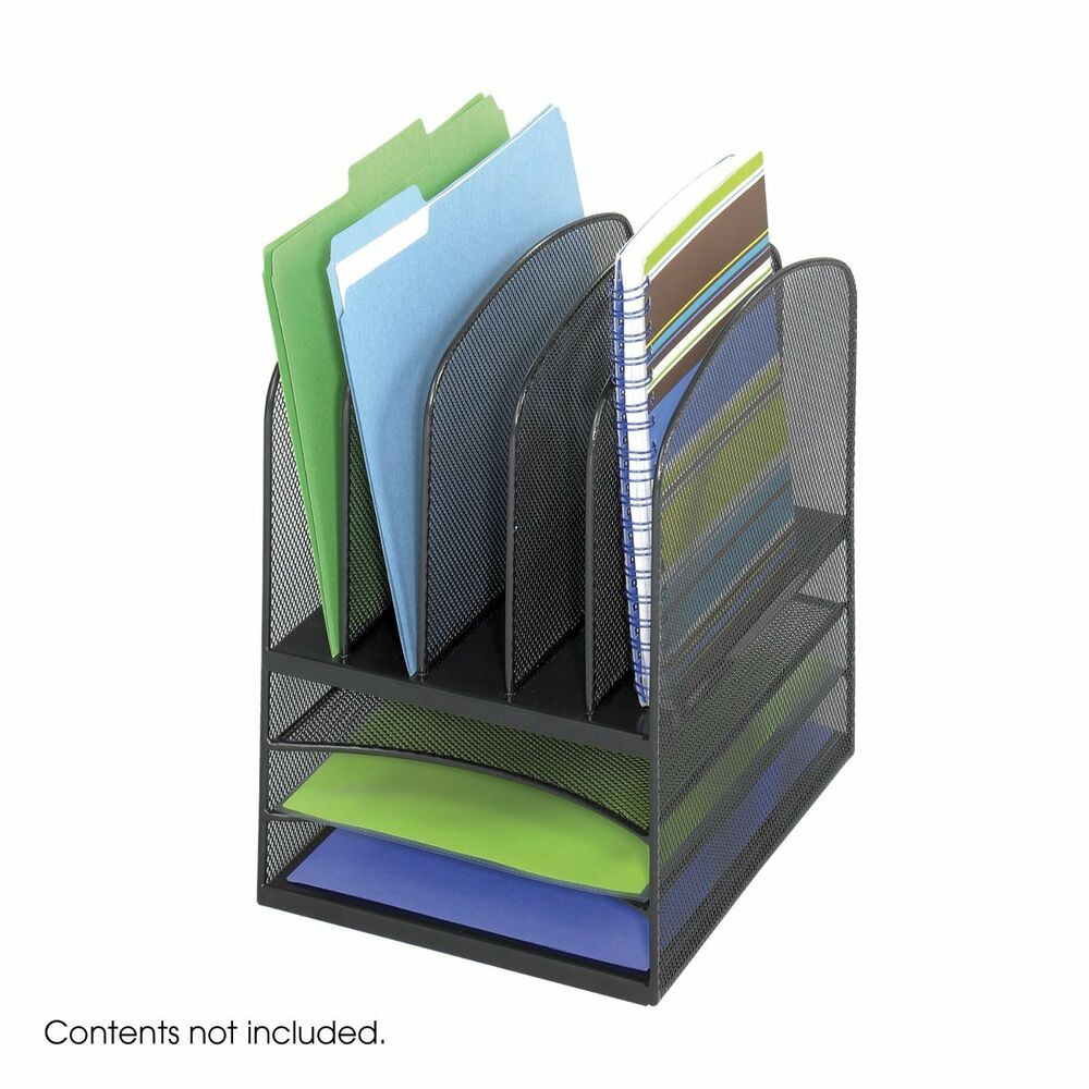 Desktop File Folder Organizer  Desktop fice Storage Rack Organizer Holder Desk Home