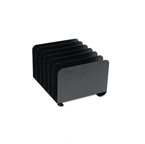 Desktop File Folder Organizer  Vertical Desktop File Organizer 6 partment Steel