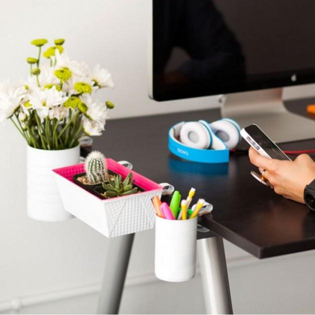 Diy Desk Organization  31 Helpful Tips and DIY Ideas For Quality fice Organisation