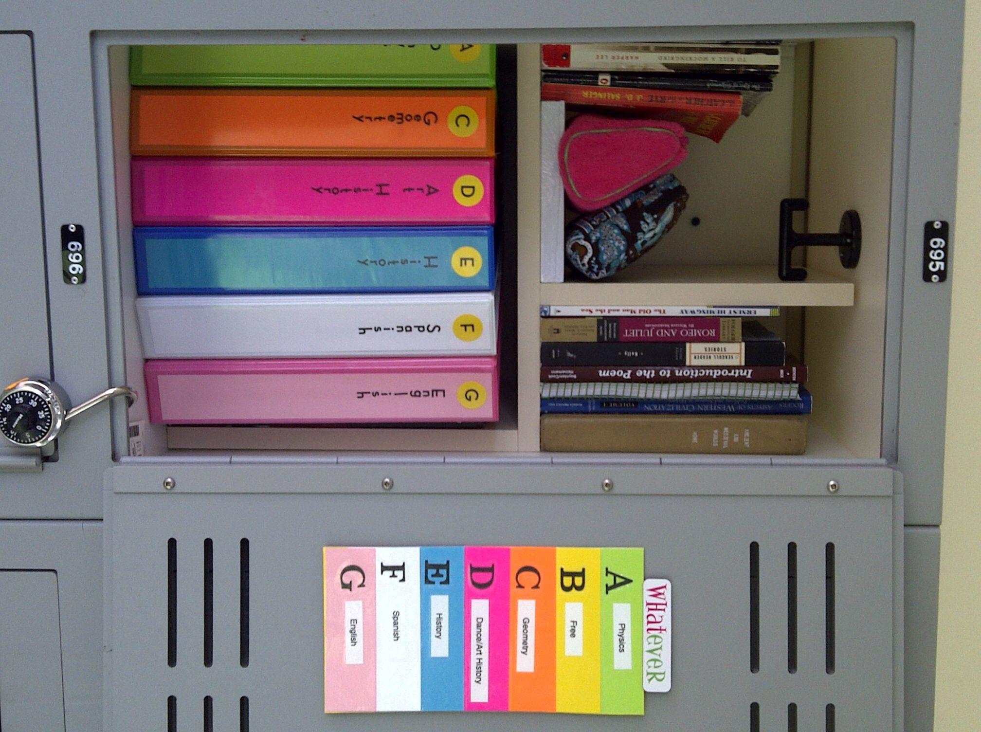 Diy Locker Organization  Best 25 Locker organization ideas on Pinterest