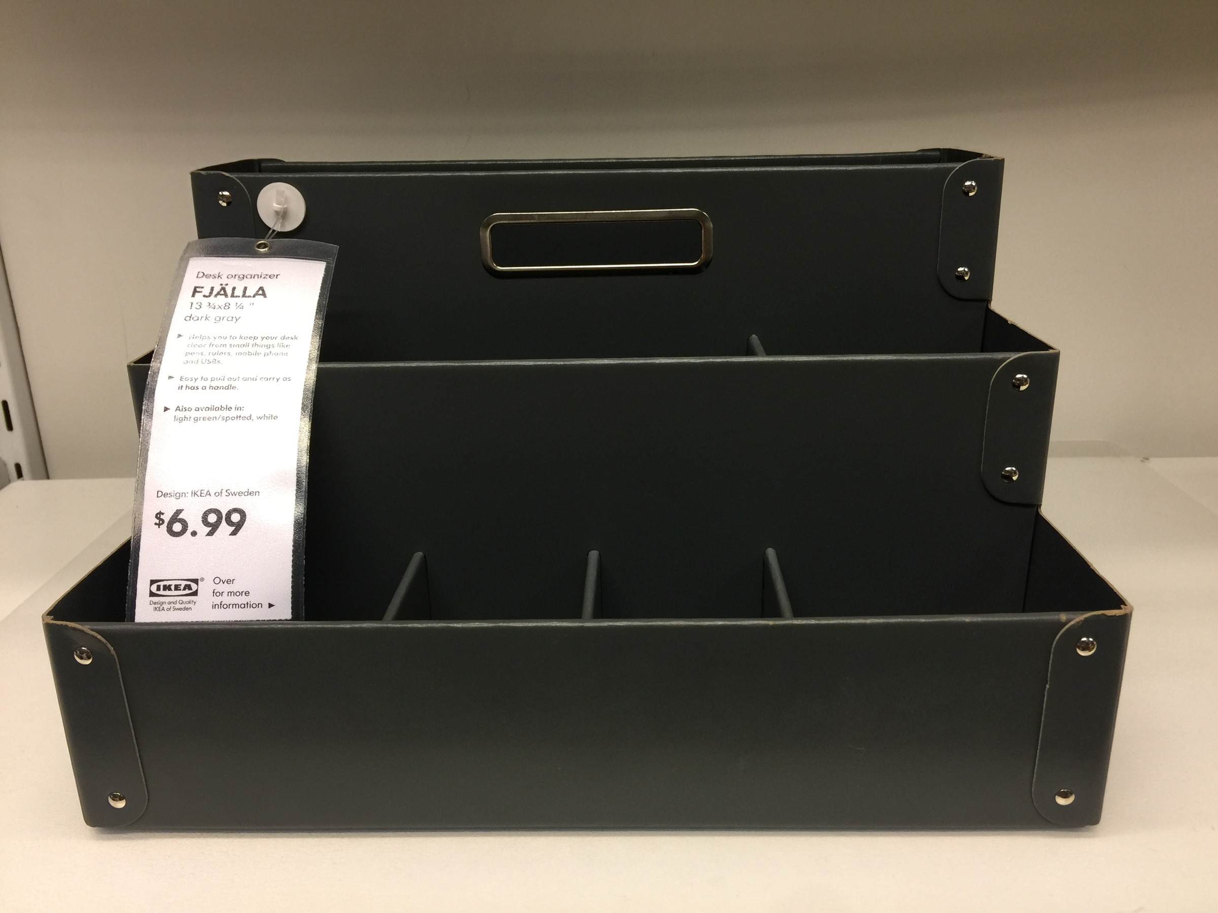 Ikea Desk Organizer  10 Classroom Must Haves From Ikea