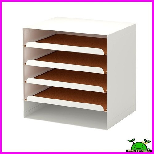 Ikea Desk Organizer  Ikea Letter Paper Tray Document Desk Organizer Storage