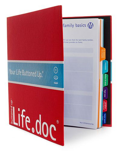 20 Of The Best Ideas For Life Organizer Binder