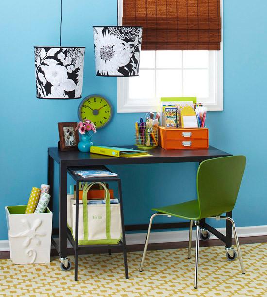 Office Desk Organization Ideas  Modern Furniture 2013 Home fice Storage Ideas