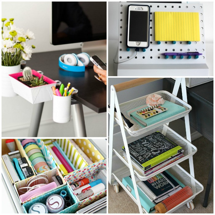 Office Desk organization Ideas Luxury 16 Ideas for the Most organized Desk Ever