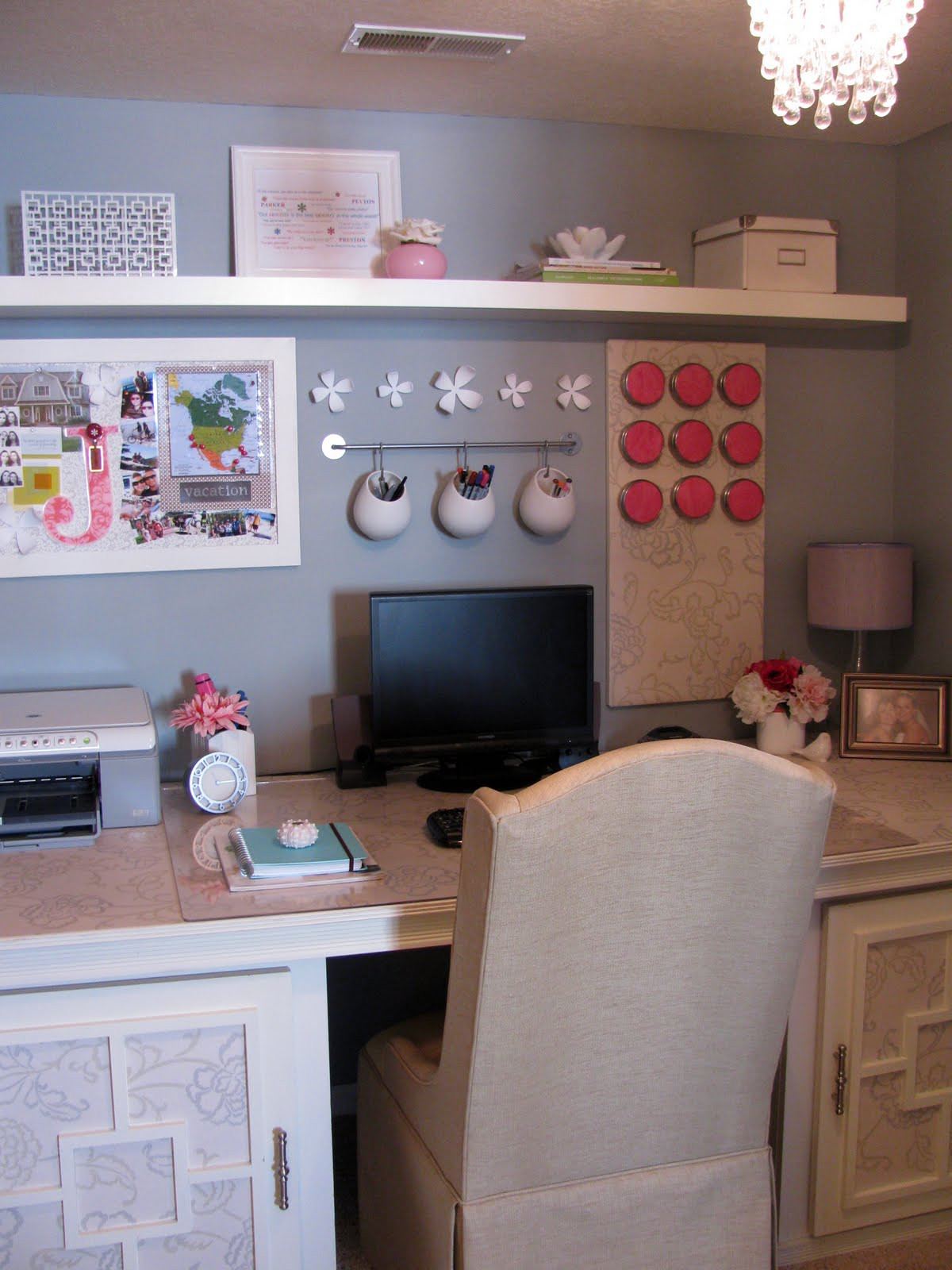 Office Desk Organization Ideas  IHeart Organizing New Happy Place