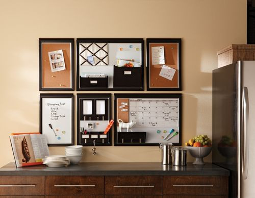 Office Organization Systems  How to Organize Your Family mand Center Tracy Lynn Studio
