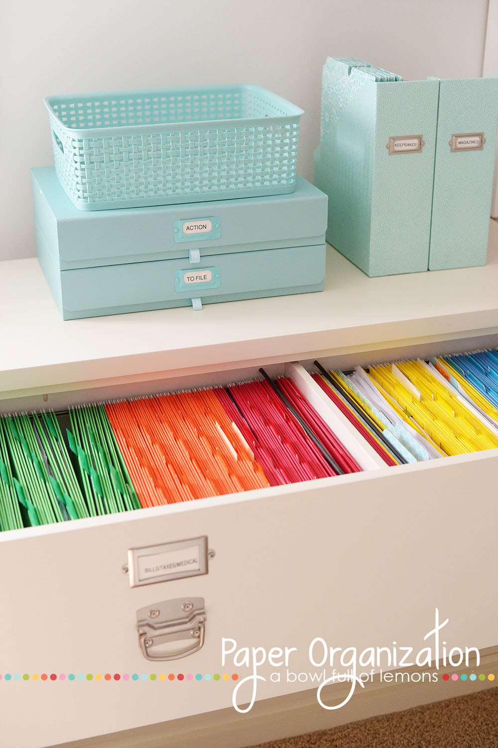 Paper organization Luxury Paper organization