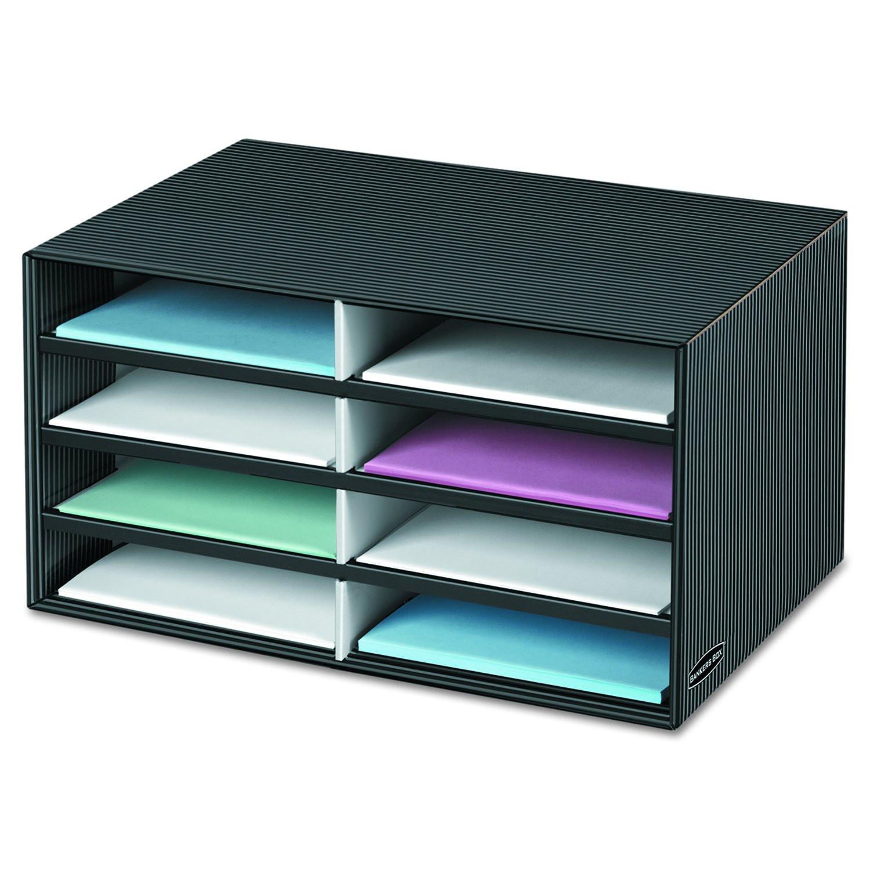 Paper Organizer For Desk  8 Slot Letter Paper Sorter Desk fice Mail Desk Storage