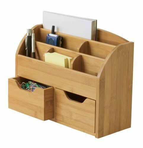 Paper Organizer For Desk  NEW Desk Organizer Holder Home fice Storage Letter Pen