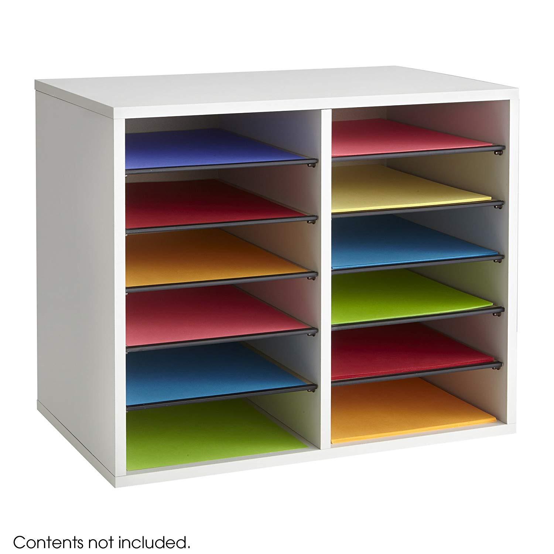 Paper organizer Shelves Inspirational Fice Desk Paper sorter Shelves File Storage organizer 12