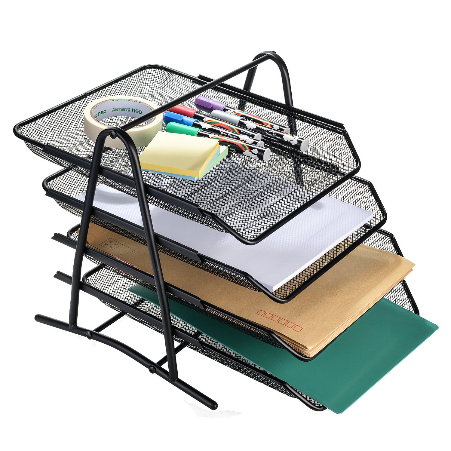 Paper Tray Organizer  Filing Trays Amazon