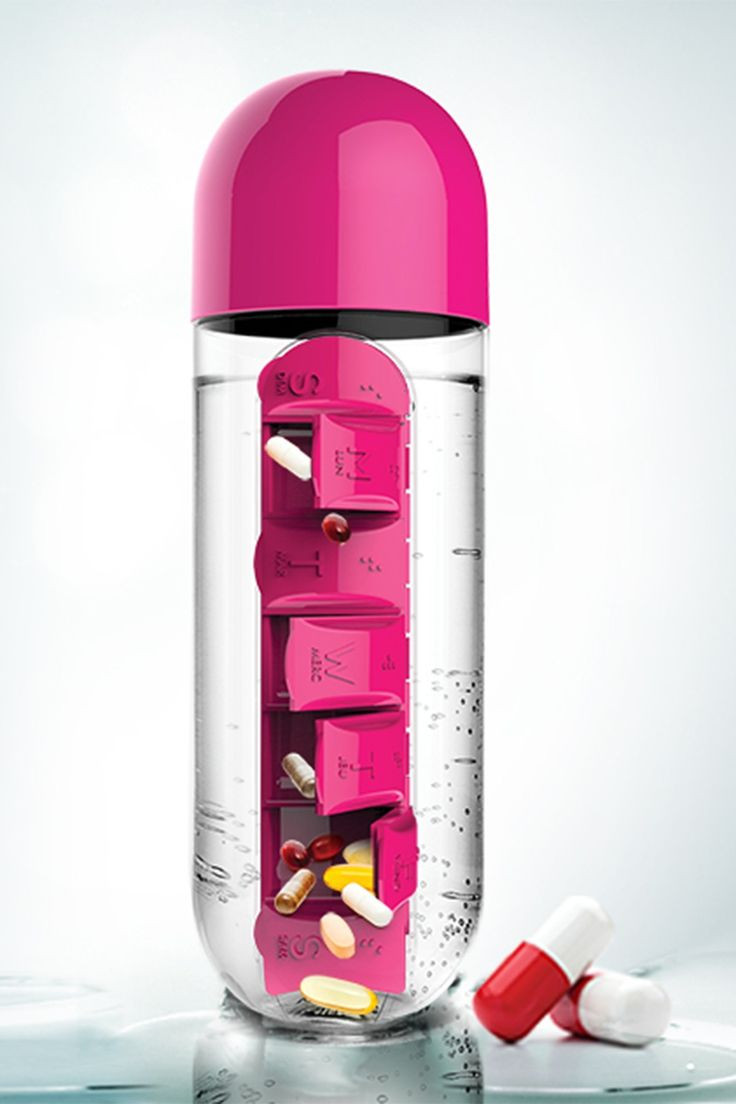 Pill Bottle Organizer  1000 ideas about Pill Organizer on Pinterest