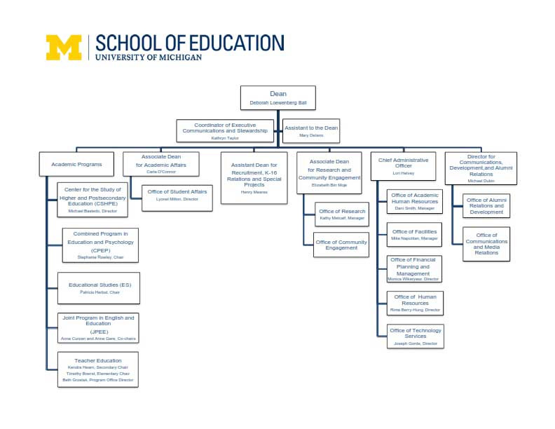 School Organization Charts  Organizational Chart Free Download Create Edit Fill