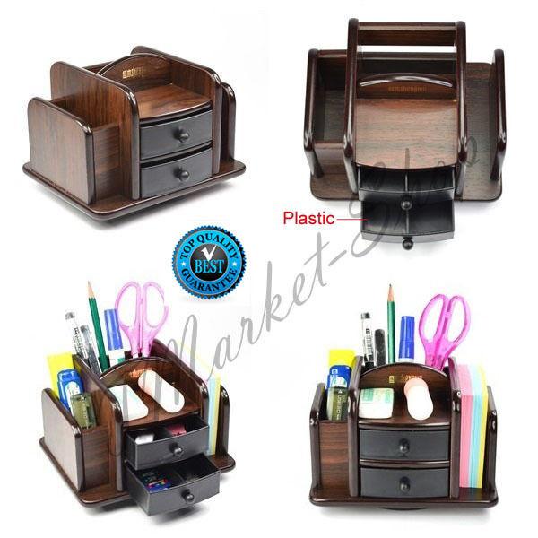 Small Desk organizer Awesome organizer Desktop Desk sorter Stuff Storage Holder Tray