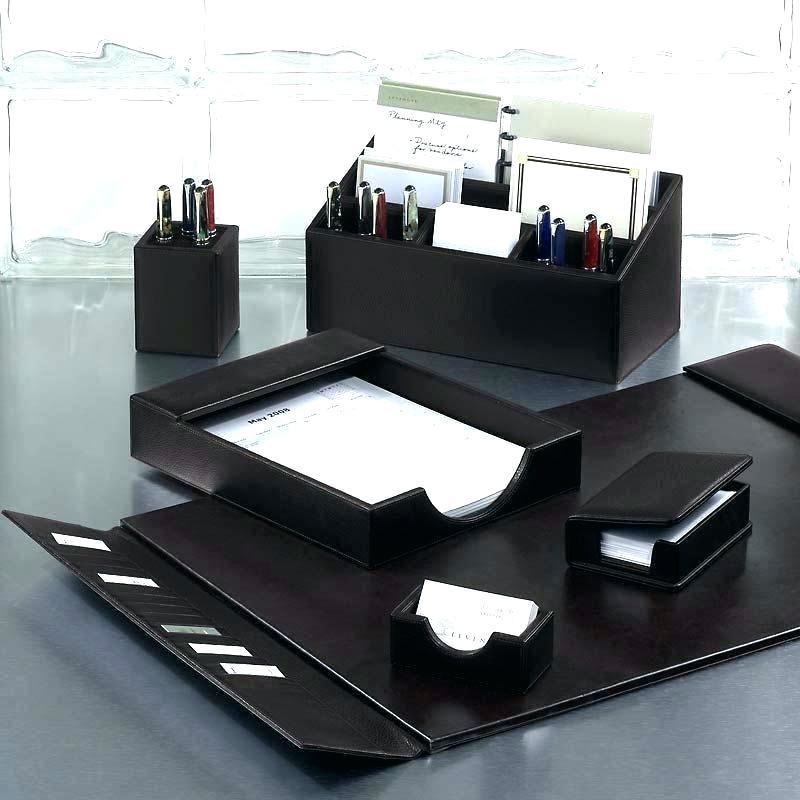 Walmart Desk Organizer  Desk accessories set walmart